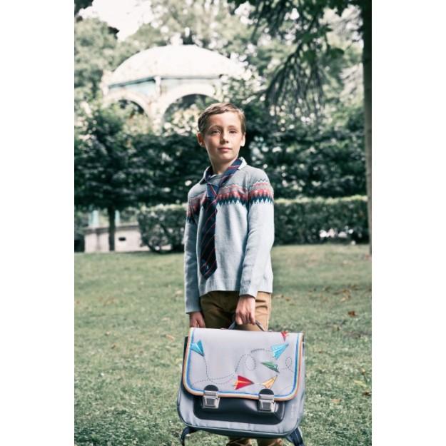 5d43b4beac1 Jeune Premier It Bag Midi Origami Kites | Boekentassen